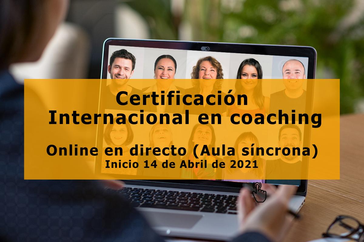 Programa Certificación en Coaching online