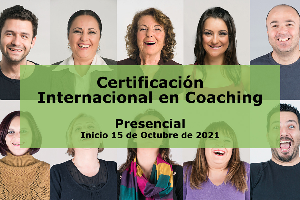 Programa Certificación en coaching presencial Oct 21